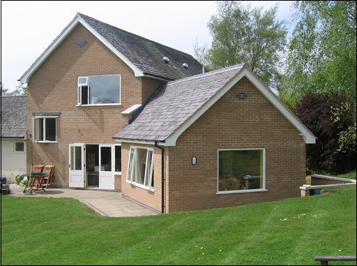 Leicester home extension