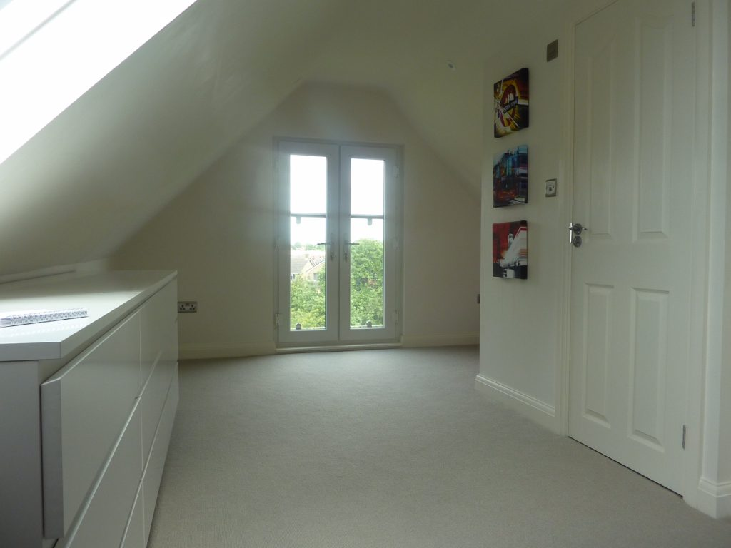 completed loft converstion